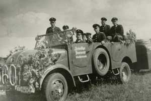 Amtsfeuerwehrfest 1949