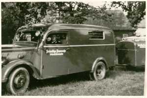 OPEL-Blitz um 1956