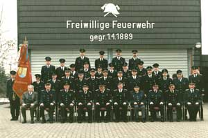 Amtsfeuerwehrfest 2001