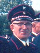Löschzugführer Henry Barkmann, 1934